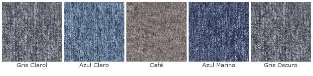 colores de alfombras modulares