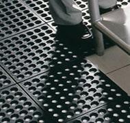 piso de caucho antifatiga