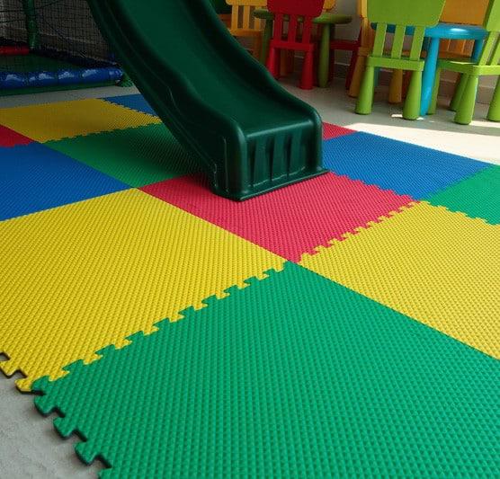 Tapetes didacticos para Niños (Soft Plus)